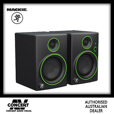 Mackie Cr4Bt 4 Inch Studio Monitors - Pair With Bluetooth