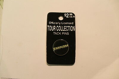 Eminem pins Tour collection Officialy lisensed