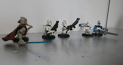 STAR WARS Gentle giant clones