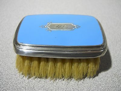 Vintage - STERLING SILVER  Brush - Small - Marked:  S