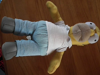 the simpsons soft toy homer