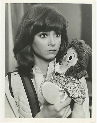 Original 1981 B&w 7 X 9 Photo Abc Movie This House Possessed Lisa Eilbacher