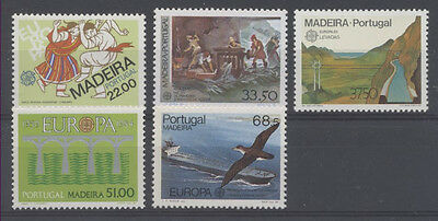 Portugal Madere Europa Lot De Timbres Neufs **