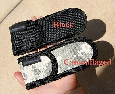 "B.M Nylon Sheath Hight Quality For Folding Pocket Knife up to 5.9"" Pouch Case"