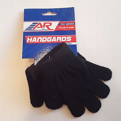 A&R Sports Toddler Handgards Gloves - Black