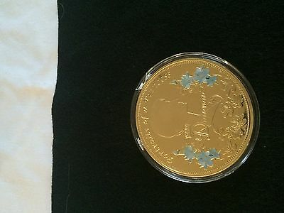 Princess Diana American Mint Commemorative Medal A Large 70mm Medal
