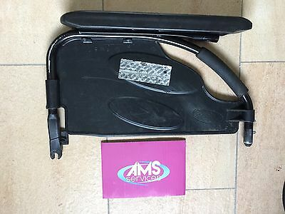 Invacare Action 2000 Wheelchair Complete Right Armrest Inc Arm Pad  - Parts