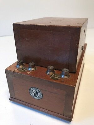 BROWN MICROPHONE AMPLIFIER MODEL  RR/53/3 - EARLY 1920s