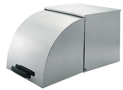Update Stainless Steel Full Size Steam Table Roll Cover - Stp-Rc