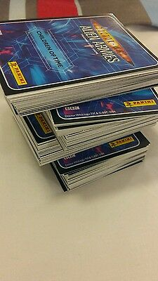 Doctor Who Alien Armies Trading Cards job lot of over 179 cards