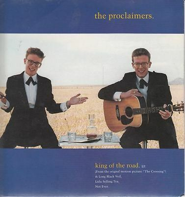 King Of The Road EP : The Proclaimers