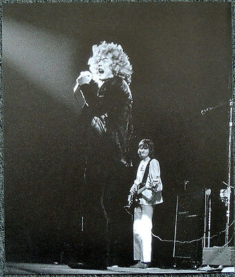 Led Zeppelin Poster Page 1969 Fillmore East New York 2 Feb Concert . P6