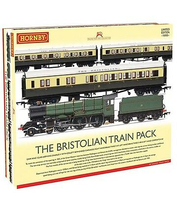 Hornby R3401 The Bristolian Train Pack  Brand New Limited Edition Post Worldwide