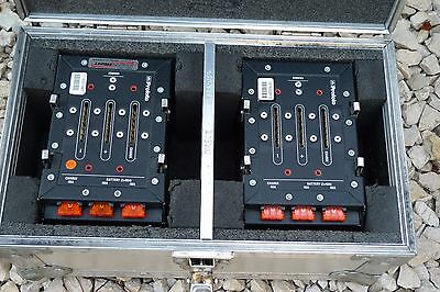 Profoto Pb battery x2for battery pack + flight case