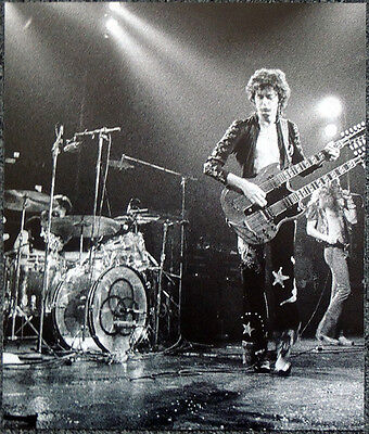 Led Zeppelin Poster Page 1973 Jimmy Page Madison Square Garden Concert . P29