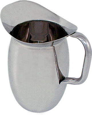 Update 3Qt Stainless Steel Bell Pitchers - Bp-3