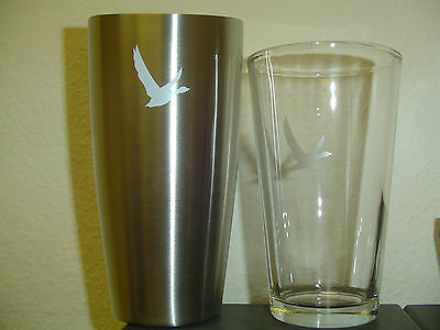 Grey Goose boston style cocktail shaker - New