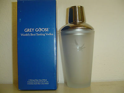 Grey Goose cocktail shaker - New