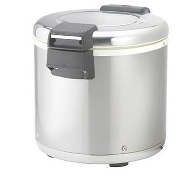 Winco Electric 100 Cup Stainless Steel Rice Warmer - Rw-S450