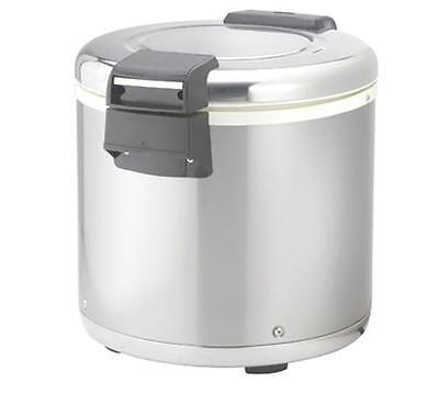 Winco RW-S450 Electric 100 Cup Stainless Steel Rice Warmer