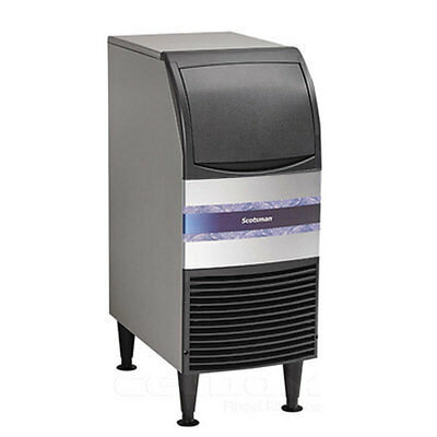 Scotsman Essential Ice 58 Lb Self Contained Cube Ice Machine - Cu0415Ma-1