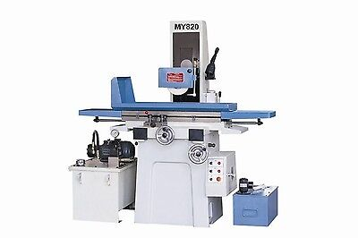 TOPTECH HYDRAULIC SURFACE GRINDER MY820 480 x 200mm