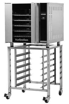 Moffat E32T5/SK32 Turbofan Electric Touch Screen Convection Oven with Stand
