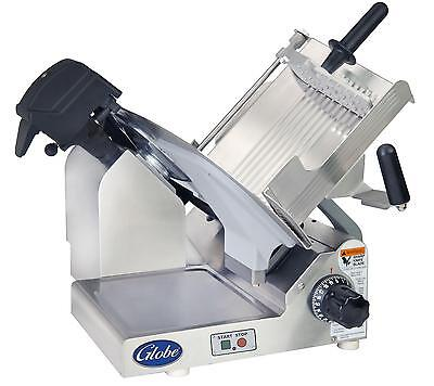 """Globe 4600N 13"""" Premium Protech Electric Food Slicer with Auto Shutoff"""
