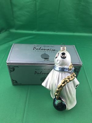 Kurt s Adler Polonaise Collection ~ Retired, Ornament ~ GHOST AP 834