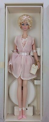 2002 Barbie Fashion Model Collection Pink Lingerie #4 Silkstone Barbie Nrfb
