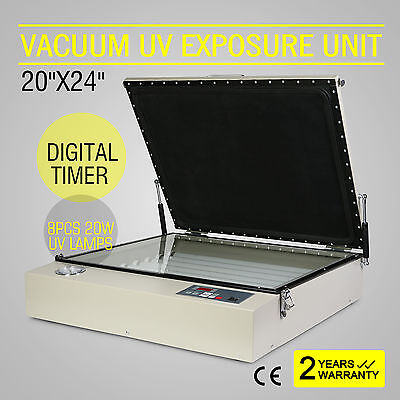 Vacuum UV Exposure Unit Screen Printing Machine Platemaker Printer On Sale