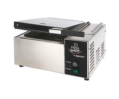 Adcraft CTS-1800W Fresh Shot 1800W Countertop Steamer