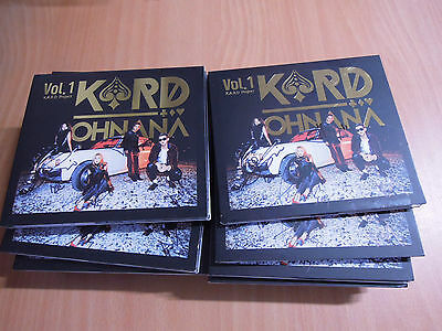 K.A.R.D KARD - Oh NaNa (Digital single) with Autographed (Signed) APRIL