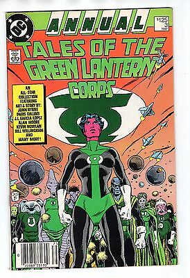 Tales of the Green Lantern Corps Annual 3 / Alan Moore / Garcia-Lopez / Nowlan