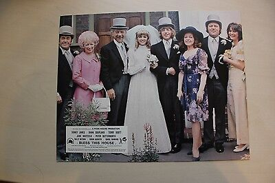Bless This House - Sid James Uk Foh Lobby Card #2