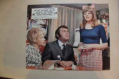 Bless This House - Sid James Uk Foh Lobby Card #8