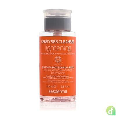 Sensyses Cleanser LIGHTENING, 200 ml. - Sesderma