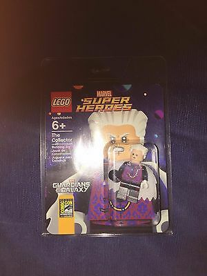 Lego Sdcc Comic Con 2014 Exclusive The Collector New