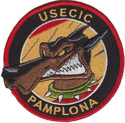 SPAIN GUARDIA CIVIL Police patch  (Special Unit Pamplona)