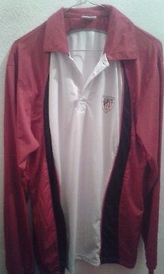LIQUIDACION Athletic Club bilbao L  camiseta futbol football shirt