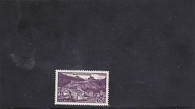 Andorra, french administration Sc 140 MNH ( lot 187 )