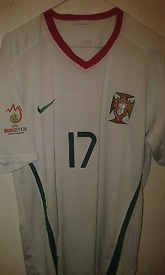 Cristiano Ronaldo EURO XL portugal Real madrid camiseta  futbol football shirt
