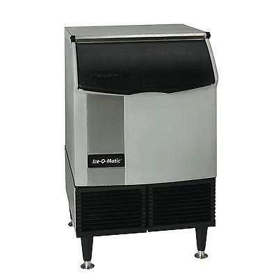 "Ice-O-Matic 185Lb Half Cube Ice Machine 24"" Self Contained - Iceu150Ha"