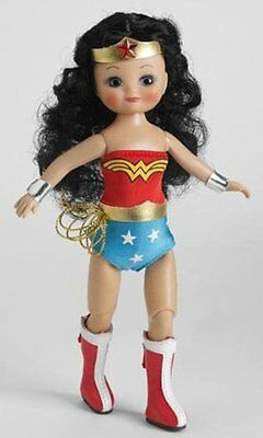 """RARE 2009 Tonner Wonder Woman """"8""""  Betsy McCall Doll LE MINT IN BOX"""