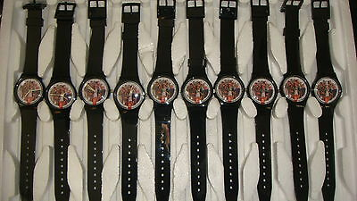 TRADE JOB LOT OF 10 X NEW One Direction Black Strap Picture Watch. beat this ?