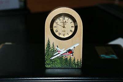 Cessna 172 - Oceana Hand Painted Clock Collection! - Made By Tense