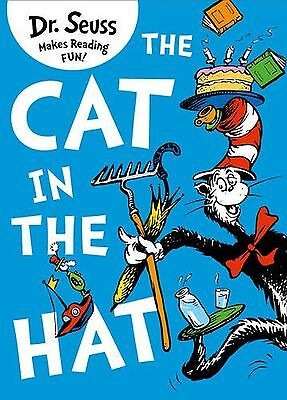 The Cat in the Hat (Dr. Seuss) New