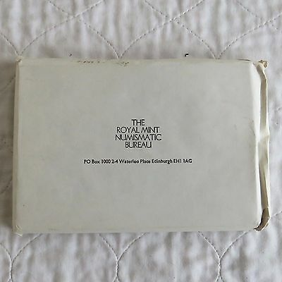 1970 Great Britain Proof Year Set - Still In Royal Mint Sealed Envelope
