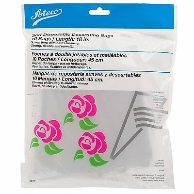 """Ateco Piping Bags - Disposable - 18"""""""