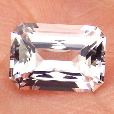 DANBURITE-MEXICO 3.75Ct FLAWLESS-FOR TOP JEWELRY-READ OUR BUYING GUIDE!